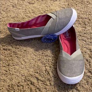 Keds Shoes Grey NWT